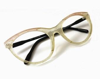 90's ladies glasses frame / Monteverdi