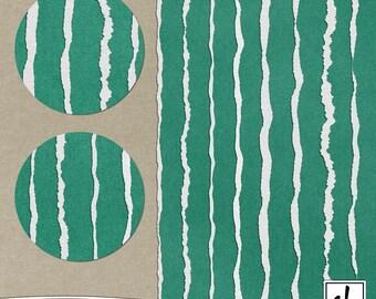 Digital Ripped Edge - Ripped Paper Clip Art - Torn Edge - Torn Paper Clip Art - Digital Rip - Instant Download - CU OK