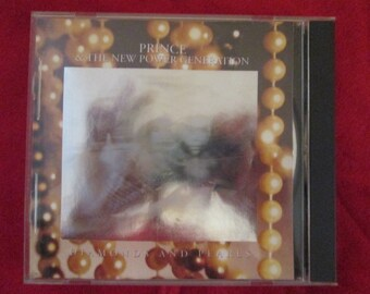 Final Sale----1991 PRINCE & The New Power Revolution Music CD