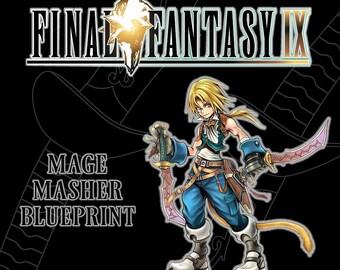 Final Fantasy Dissidia - Zidane - Magemasher