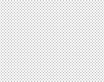 Swiss Dots - C660-110 Black