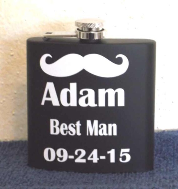 wedding party flasks, bachelor party flasks, bachelor party gift, grooms gifts, bridal gifts, personalized flasks, custom flasks,