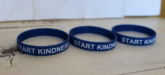 START Kindness Bracelets