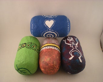 Large Hand painted Eco Rattles Prescription for Music Pill shaped shaker