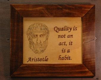 Aristotle on Quality