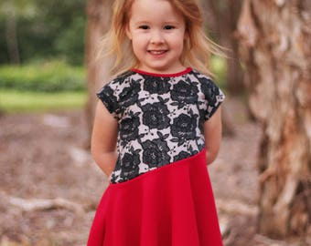 Darcy Dress PDF Sewing Pattern