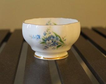 Queen Anne Floral Trinket Bowl