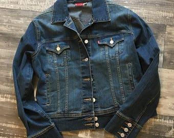 Levi Strauss Jean Jacket vintage