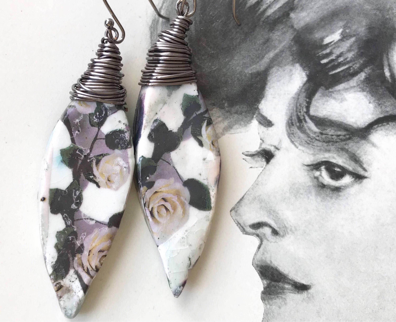 Ziemlich Benutzerdefinierte Handgefertigte Draht Ohrringe Bilder ...