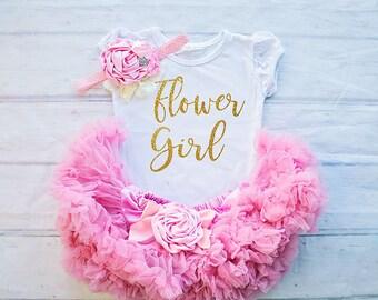 Flower Girl Outfit, Petal Patrol Shirt, Flower Girl Rehearsal Outfit, Bridal Crew, Flower Girl Gift, Wedding Rehearsal