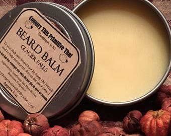 Glacier Falls Beard Balm/ Moisturizing/ Country This Primitive That