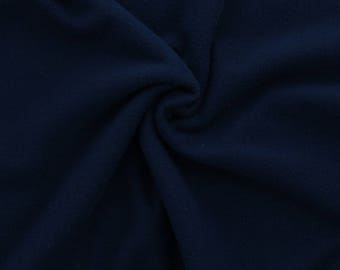 Light Navy Blue fleece