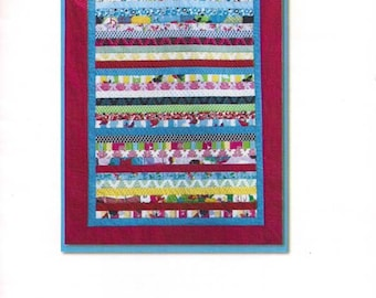 B's Big Girl Quilt pattern by Jane Sparrell