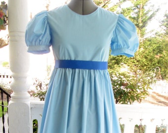 Ships Today Wendy Darling Dress -  Girl's  2 - 12  Sizes