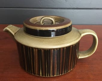 Arabia Kosmos 60s Ceramic Teapot