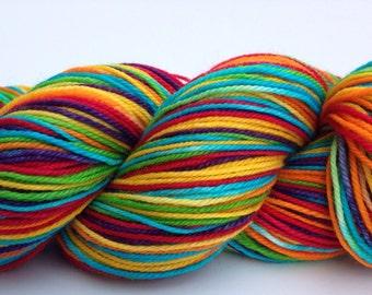 Sock - My Box of Crayons Self-Striping Yarn