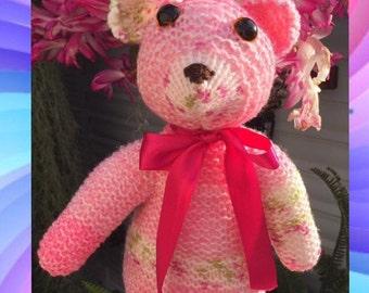 Teddy Bear Toy Stuffed
