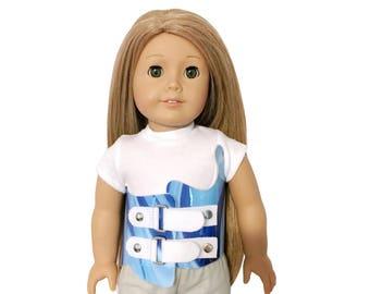"Ice Age Rigo Scoliosis Brace for 18"" Dolls"
