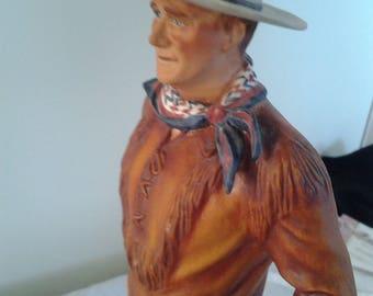 John Wayne, 'The Duke' by Franklin Mint