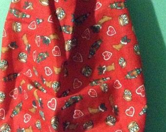 Plastic Bag Holder Christmas