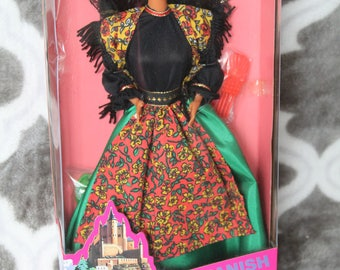 1991 Barbie Dolls of the World Spain Spanish # 4963