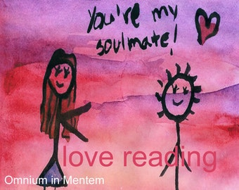 PSYCHIC READING - Your Love or Life - Clairvoyant Medium - Email with Pdf