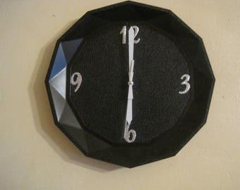 PLASTIC PLATE CLOCK