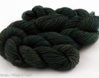 Enchanted - Mini skein - Sock (Superwash Merino and Nylon)
