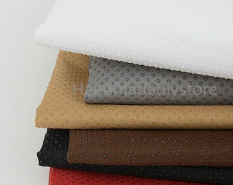 Dotted Non Slip Fabric, Slipper Dropping and Moulding Cloth, Black/ White/ Red/ Gray/ Coffee Color Anti Slip Cloth Fabric Supplies (JJ528)