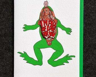 Full of Love (Frog guts)