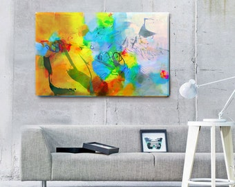 Modern Art Abstract Painting Original Painting Canvas Art Abstract Painting Canvas Art Living Room Art Large Abstract Painting, Fine Art