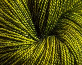 Moss Bertie SW Merino/Silk HT Approx 100grams