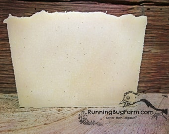 Creamsicle Soap Organic Milk Soap Orange Vanilla Bean Soap Orange Essential Oil Soap Real Bar Soap Natural Milk Soap Natural No Dyes 4 Oz