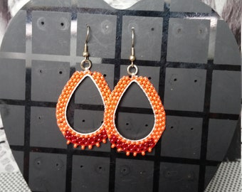 Calgutta drops earrings