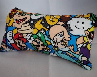 Nintendo Character Pipe Bag