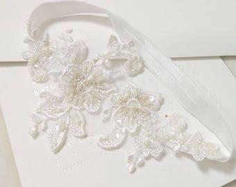 Wedding garter , bridal garter, lace garter, garter belt, wedding garter set, pearl garter
