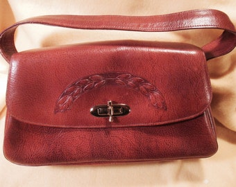 Vintage Meeker Bag from The 50's in mint condition.