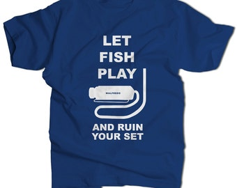 Walfredo - Let Fish Play And Ruin Your Set - 2 LEFT