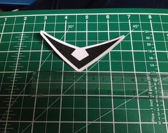 Voltron Paladin Insignia Stickers