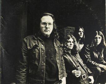 The Doobie Brothers Original 1971 Self Named Album Country Rock Vintage Vinyl Record LP