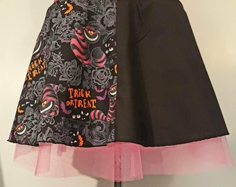 Alice in wonderland cheshire cat skirt