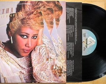 Aretha Franklin - Get It Right (1983) [NM/NM] - vinyl LP