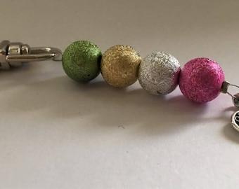 Key ring Heart, Keychain Heart, Love, love, Pendant