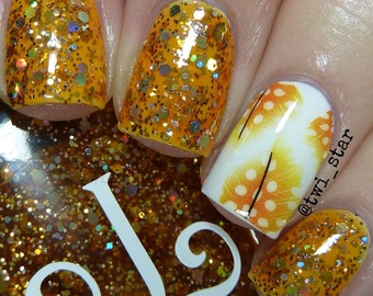 Hermione from the Fairy Dust Collection by Lucky Lacquer, 5-free Nail Lacquer