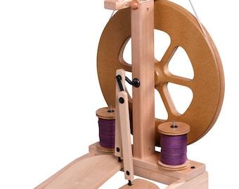 Ashford Kiwi 2 Spinning Wheel - Free Shipping