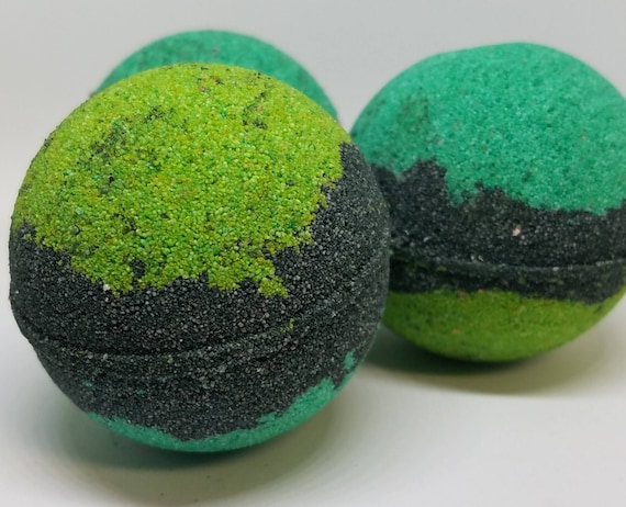 Cannabis Scented Bath Bomb Weed Scented Bath Bomb Maryjane