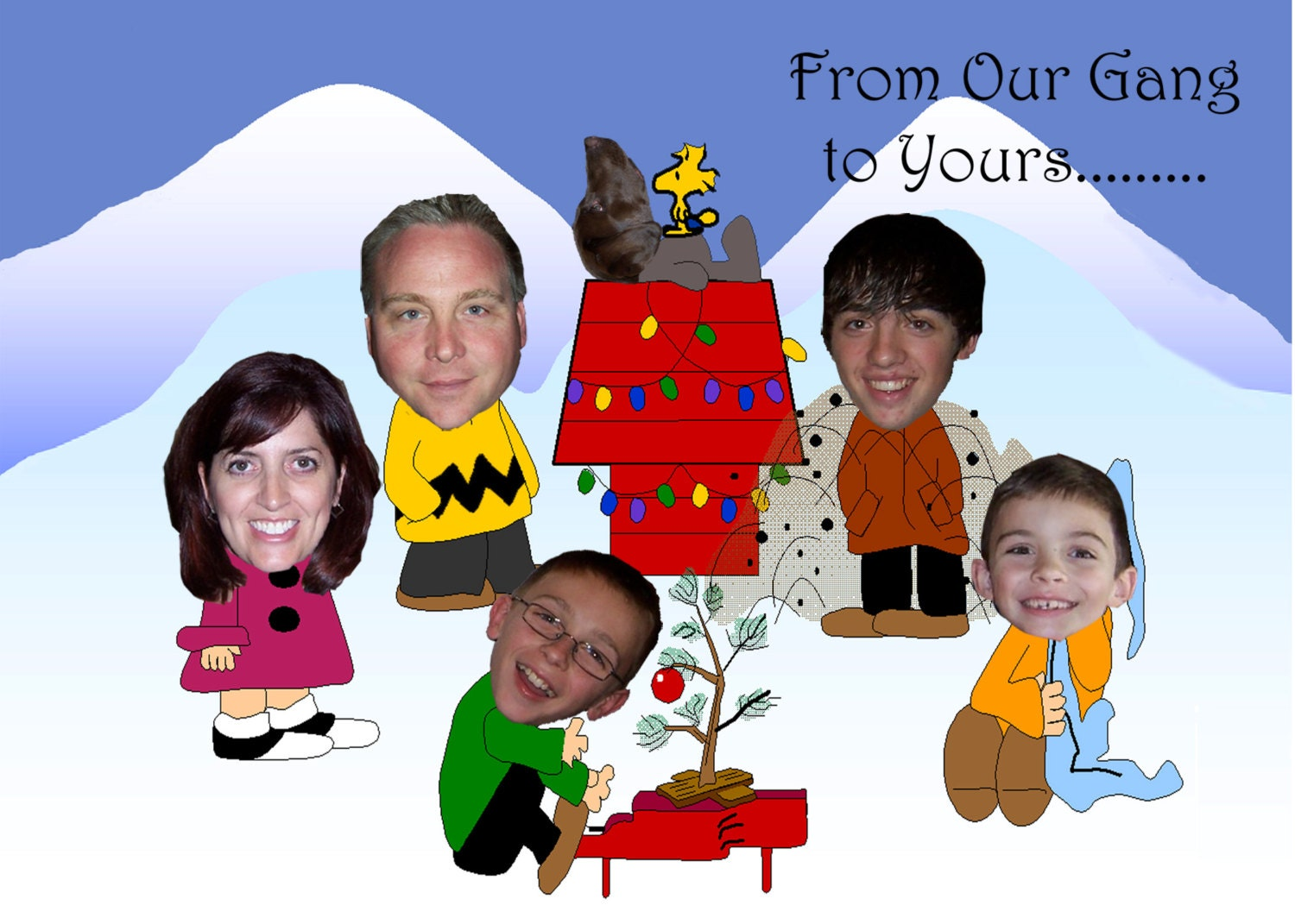 Funny Family Christmas Cards Part - 28: ?zoom