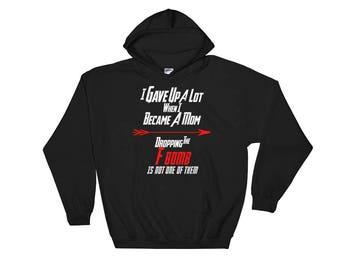 F Bomb Hooded Sweatshirt