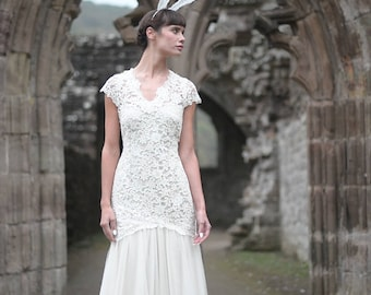 SAMPLE SALE Willow wedding gown