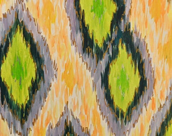 Complementary Ikat
